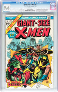 Bronze Age (1970-1979):Superhero, Giant-Size X-Men #1 (Marvel, 1975) CGC NM+ 9.6 White pages....