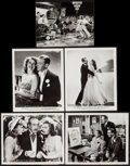 "Movie Posters:Musical, You Were Never Lovelier (Columbia, 1942). Photos (11) (7"" X 9"" & 8"" X 10""). Musical.. ... (Total: 11 Items)"