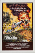 """Movie Posters:Sports, Checkered Flag or Crash & Other Lot (Universal, 1977). One Sheets (2) (27"""" X 41""""). Sports.. ... (Total: 2 Items)"""