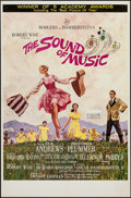 """Movie Posters:Academy Award Winners, The Sound of Music (20th Century Fox, 1965). One Sheet (27"""" X 41"""")Academy Awards Style. Musical.. ..."""