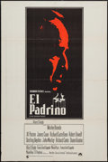 "Movie Posters:Crime, The Godfather (Paramount, 1972). Argentinean One Sheet (29"" X 43"").Crime.. ..."