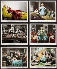 """Three for the Show (Columbia, 1954). Color Glos Photos (6) (8"""" X 10""""). Musical. ... (Total: 6 Items)"""