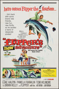 "Movie Posters:Adventure, Flipper's New Adventure & Others Lot (MGM, 1964). One Sheets(3) (27"" X 41""). Adventure.. ... (Total: 3 Posters)"