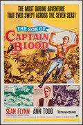"""Movie Posters:Swashbuckler, The Son of Captain Blood & Other Lot (Paramount, 1963). One Sheets (2) (27"""" X 41""""). Swashbuckler.. ... (Total: 2 Items)"""