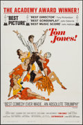 """Movie Posters:Academy Award Winners, Tom Jones & Other Lot (United Artists, 1963). One Sheets (2) (27"""" X 41"""") Style A. Academy Award Winners.. ... (Total: 2 Items)"""