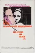"""Movie Posters:Drama, Reflections in a Golden Eye & Other Lot (Warner Brothers,1967). One Sheets (2) (27"""" X 41""""). Drama.. ... (Total: 2 Items)"""