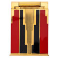 "Estate Jewelry:Other , S.T. Dupont ""Jeroboam"" Limited Edition Lacquer, Yellow Metal Table Lighter. ..."