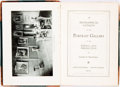 Books:Reference & Bibliography, Edward N. Wentworth. A Biographical Catalog of the PortraitGallery of the Saddle and Sirloin Club. Chicago: Union S...