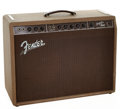 Musical Instruments:Amplifiers, PA, & Effects, 1960 Fender Super Brown Guitar Amplifier, Serial # 00007....