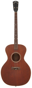 Musical Instruments:Acoustic Guitars, Circa 1930 Gibson TG-0 Natural Acoustic Tenor Guitar....