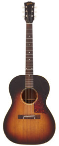 Musical Instruments:Acoustic Guitars, 1957 Gibson LG-0 Sunburst Acoustic Guitar, Serial # U8821....