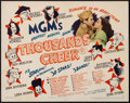 "Movie Posters:Musical, Thousands Cheer (MGM, 1943). Half Sheet (22"" X 28"") Style A. Musical.. ..."