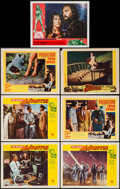 """Movie Posters:Science Fiction, The Deadly Mantis and Others Lot (Universal International, 1957).Lobby Cards (10) (11"""" X 14""""), Photos (6) (8"""" X 10""""), and M...(Total: 20 Items)"""