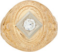 """Baseball Collectibles:Others, 1932 New York Yankees World Series Championship Ring Presented to Charles """"Red"""" Ruffing...."""