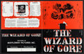 """Movie Posters:Horror, The Wizard of Gore & Others Lot (Mayflower, 1970). Pressbooks (5) (Multiple Pages, 11"""" X 14"""", 11"""" X 16"""", & 11"""" X 17""""). Horro... (Total: 5 Items)"""
