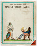 Books:Children's Books, Harriet Beecher Stowe. Uncle Tom's Cabin Told to the Children byH.E. Marshall with Pictures by A.S. Forrest. London...
