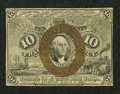 Fractional Currency:Second Issue, Fr. 1246 10¢ Second Issue About New.. ...
