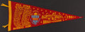 Baseball Collectibles:Others, 1951 Major League Baseball All Star Game Pennant....