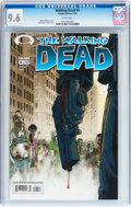 Modern Age (1980-Present):Horror, Walking Dead #4 (Image, 2004) CGC NM+ 9.6 White pages....