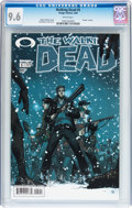 Modern Age (1980-Present):Horror, Walking Dead #5 (Image, 2004) CGC NM+ 9.6 White pages....