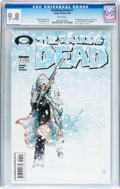 Modern Age (1980-Present):Horror, Walking Dead #7 (Image, 2004) CGC NM/MT 9.8 White pages....