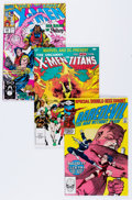 Modern Age (1980-Present):Miscellaneous, Modern Age Comics Group (Various Publishers, 1982-91) Condition: Average NM.... (Total: 4 Comic Books)