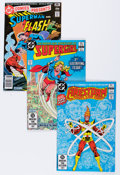 Modern Age (1980-Present):Miscellaneous, Comic Books - Assorted Modern Age Comics Group (Various Publishers, 1980s-'90s) Condition: Average VF+.... (Total: 54 Comic Books)