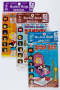 Bronze Age (1970-1979):Cartoon Character, Harvey-Pax Richie Rich Related Comics Group (Harvey, 1970s) Condition: Average NM-....