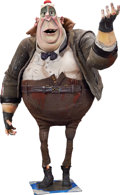 Animation Art:Puppet, The Boxtrolls Mr. Trout Original Animation Puppet (LAIKA,2014)....
