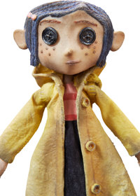 Coraline Doll From Movie