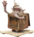 Animation Art:Puppet, The Boxtrolls Oil Can Original Animation Puppet (LAIKA,2014)....