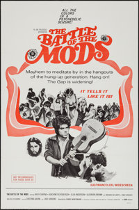"""The Battle of the Mods (GGP, 1968). One Sheet (27"""" X 41""""). Foreign"""