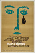 "Movie Posters:Drama, Bonjour Tristesse (Columbia, 1958). One Sheet (27"" X 41""). Drama....."