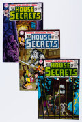 Bronze Age (1970-1979):Horror, House of Secrets Group (DC, 1969-78) Condition: Average FN/VF....(Total: 29 Comic Books)