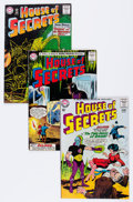 Silver Age (1956-1969):Horror, House of Secrets Group (DC, 1963-66).... (Total: 8 Comic Books)