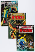 Bronze Age (1970-1979):Horror, House of Mystery Group (DC, 1970) Condition: Average VF/NM....(Total: 6 Comic Books)