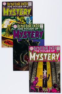 House of Mystery Group (DC, 1968-75) Condition: Average FN/VF.... (Total: 26 Comic Books)