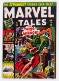 Golden Age (1938-1955):Horror, Marvel Tales #104 (Atlas, 1951) Condition: GD-....
