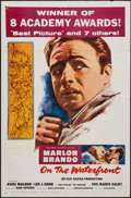 "Movie Posters:Academy Award Winners, On the Waterfront (Columbia, R-1961). One Sheet (27"" X 41"") AcademyAwards Style. Academy Award Winners.. ..."