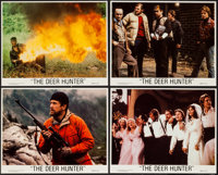 "The Deer Hunter (Universal, 1978). Mini Lobby Card Set of 4 (8"" X 10""). Drama. ... (Total: 4 Items)"