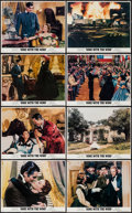 "Movie Posters:Academy Award Winners, Gone with the Wind (MGM, R-1968). Color Photo Set of 8 (8"" X 10"").Academy Award Winners.. ... (Total: 8 Items)"