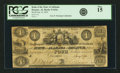 Decatur, AL - Branch of the Bank of the State of Alabama at Decatur $4 Jan. 8, 1835 AL-5 G62a SENC Rosene 2-9. PC
