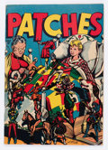 Golden Age (1938-1955):Miscellaneous, Patches #1 (Rural Home, 1945) Condition: FN+....