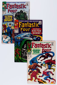 Fantastic Four Group (Marvel, 1966-77) Condition: Average VF.... (Total: 40 Comic Books)