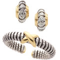 Estate Jewelry:Suites, Gold, Sterling Silver Jewelry Suite, Alwand Vahan. ...