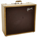 Musical Instruments:Amplifiers, PA, & Effects, 1960 Gibson Varitone Tweed Guitar Amplifier, Serial # 1703992....