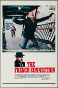 "Movie Posters:Action, The French Connection (20th Century Fox, 1971). One Sheet (27"" X41""). Action.. ..."