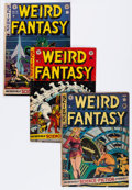 Golden Age (1938-1955):Science Fiction, Weird Fantasy Group (EC, 1951-53).... (Total: 7 Comic Books)