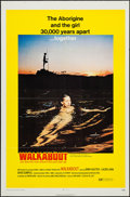 "Movie Posters:Adventure, Walkabout (20th Century Fox, 1971). One Sheet (27"" X 41"") and MiniLobby Cards (6) (8"" X 10""). Adventure.. ... (Total: 7 Items)"
