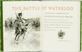 Books:Literature Pre-1900, Drew Middleton, introduction. SIGNED/LIMITED. Victor Hugo. TheBattle of Waterloo: A Romantic Narrative. Limited...